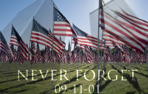 Honoring Sept. 11th… Never Forget