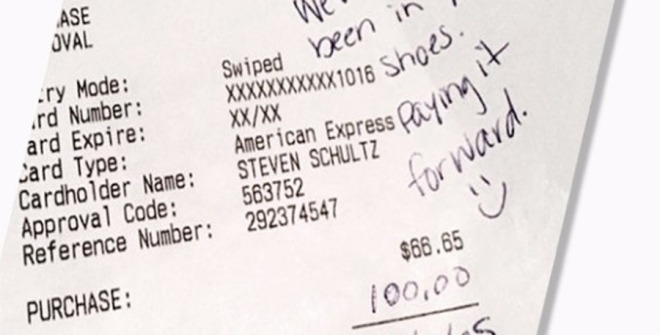 Iowa couple's 150% tip goes viral
