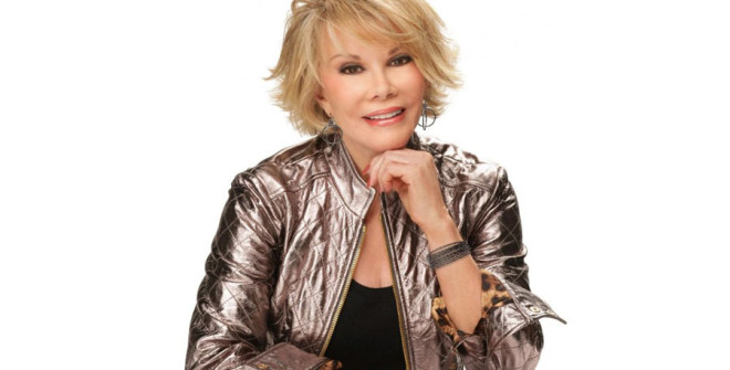 R.I.P. Joan Rivers Charities & Foundations She Supported