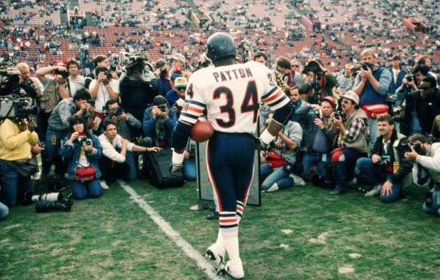 NFL To Announce Walter Payton Man of the Year During Super Bowl XLIX