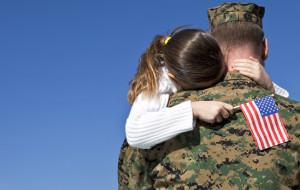 MARCH 4TH:  Hug A Veteran Day