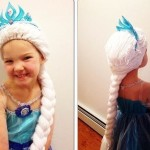 Alaska Mom Give Princess Wigs to Girls with Cancer