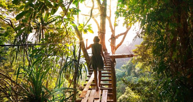 How nature can make you happier, stronger, and more spiritual